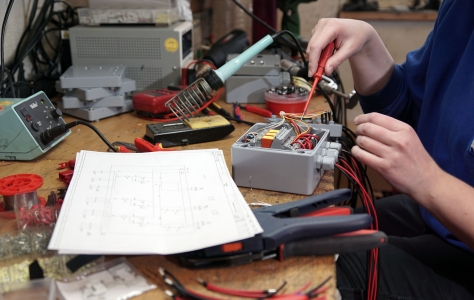 Electrical: from planning to commissioning